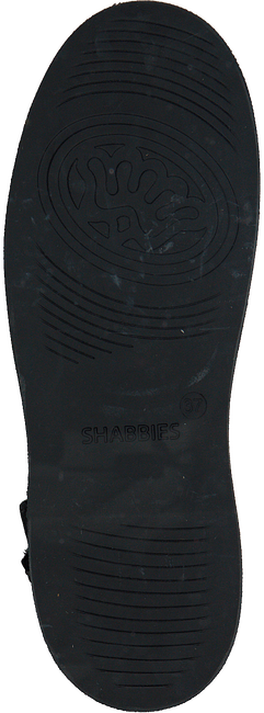 Zwarte SHABBIES Enkelboots 181020054  - large
