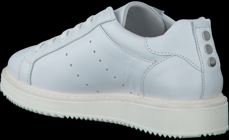 Chaussures Blanc Bronx Pour Femmes c7fGMIp