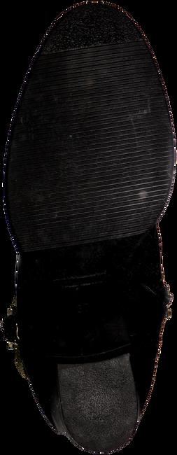 Zwarte OMODA Enkellaarsjes 909004  - large