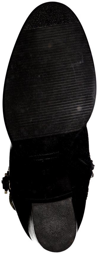 Zwarte OMODA Enkellaarsjes 909004  - larger