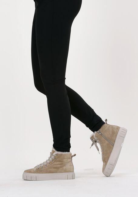 Beige KENNEL & SCHMENGER Hoge sneaker 27850  - large