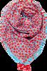 Blauwe LE BIG Sjaal SARANDA SCARF  - small