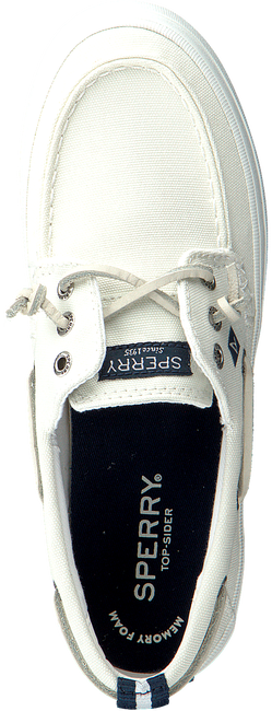 Witte SPERRY Instappers CREST RESORT  - large
