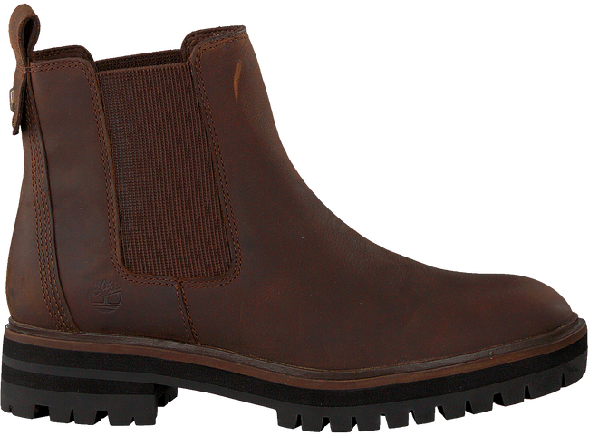Bruine TIMBERLAND Chelsea boots LONDON SQUARE CHELSEA