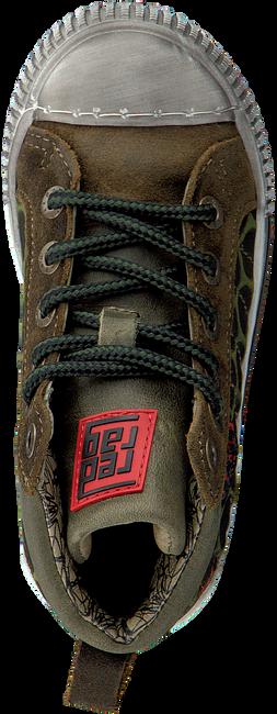 Groene RED RAG Sneakers 13227 - large
