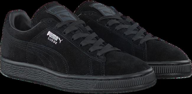 Zwarte PUMA Sneakers SUEDE CLASSIC+ DAMES  - large