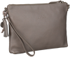 Grijze BY LOULOU Clutch 01POUCHXL119S - small