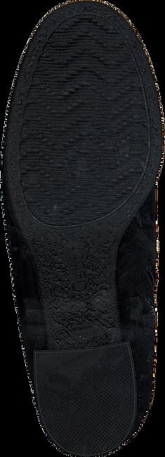 Zwarte GABOR Enkellaarzen 792  - large