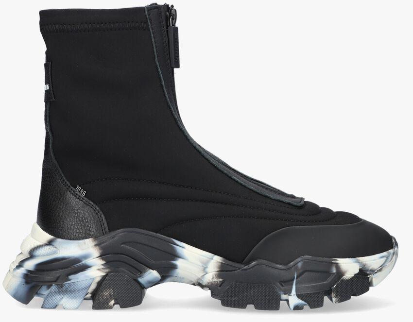 Zwarte BRONX Hoge sneaker TAYKE OVER 47354  - larger