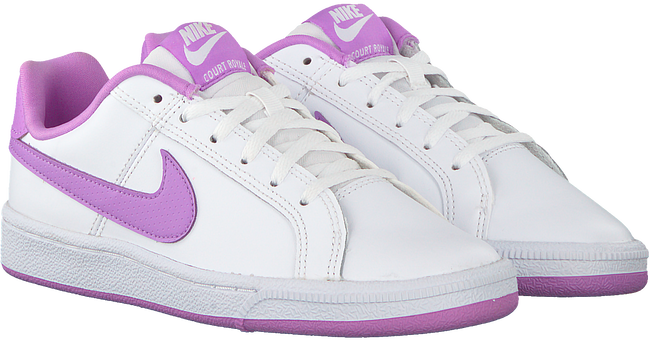 Witte NIKE Sneakers COURT ROYALE (GS)  - large