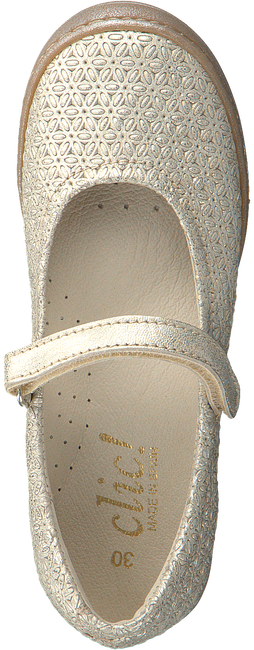 Gouden CLIC! Ballerina's 8796  - large