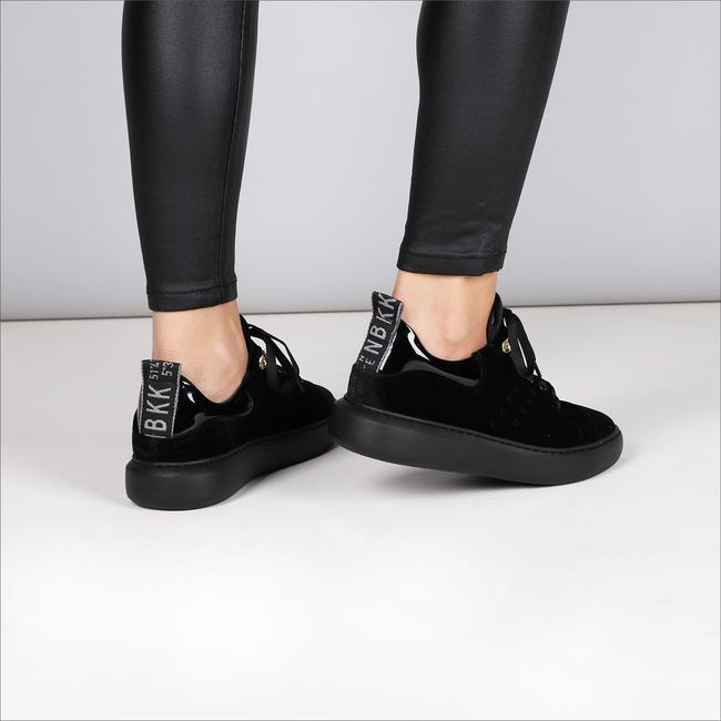 Zwarte NUBIKK Sneakers ROX WMN  - large