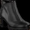 Zwarte GABOR Enkellaarsjes 540.1  - small
