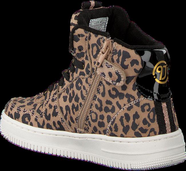 Bruine VINGINO Sneakers LOTTE MID  - large