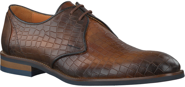 Cognac OMODA Nette schoenen 8400  - large