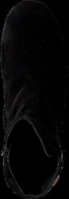Zwarte PAUL GREEN Enkellaarsjes 9322 - large
