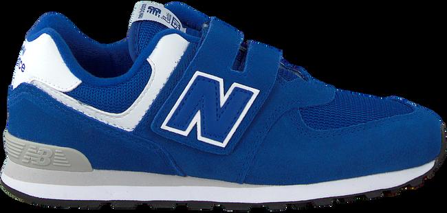 Blauwe NEW BALANCE Sneakers YV574 M  - large