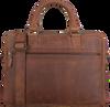 Bruine MAZZELTOV Laptoptas 18296  - small