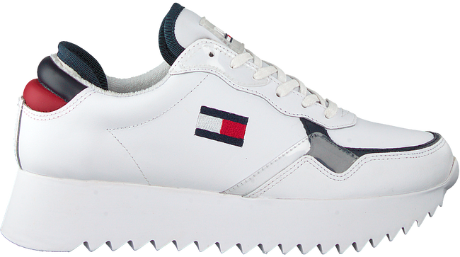 TOMMY HILFIGER LAGE SNEAKER HIGH CLEATED TOMMY JEANS - large