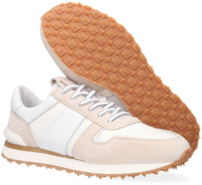 Witte MAZZELTOV Lage sneakers 11735  - large
