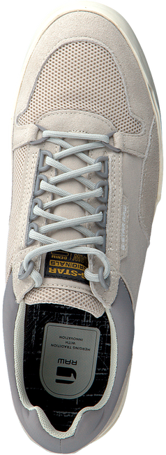 Grijze G-STAR RAW Lage sneakers RACKAM VODAN LOW II  - large