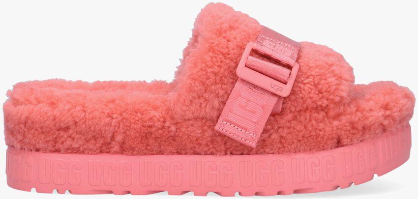 Roze UGG Pantoffels W FLUFFITA  - larger