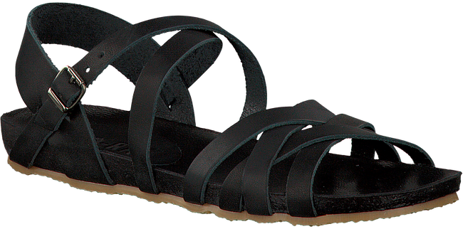 Zwarte RED RAG Sandalen 79160 - large
