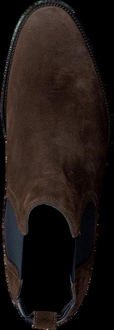 Bruine TOMMY HILFIGER Chelsea boots SIGNATURE HILFIGER CHELSEA  - large