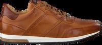 Cognac MAZZELTOV Lage sneakers 20-9928  - medium