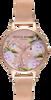 Roze OLIVIA BURTON Horloge DOT DESIGN - small