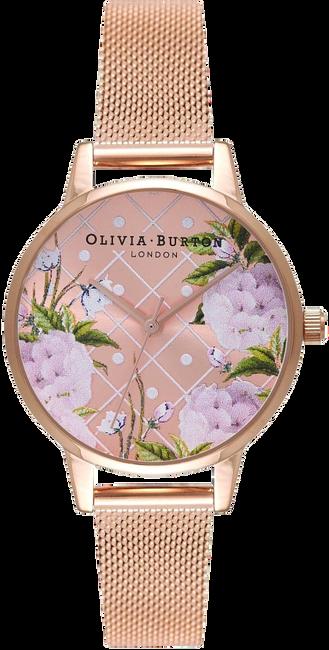 Roze OLIVIA BURTON Horloge DOT DESIGN - large