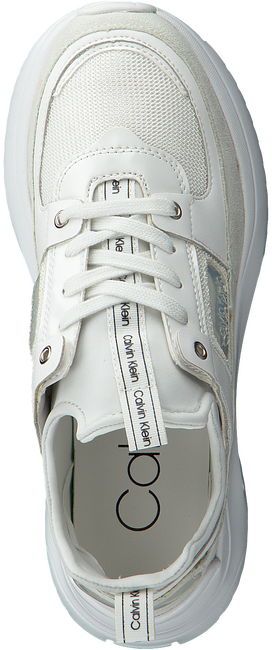 Witte CALVIN KLEIN Sneakers ULTRA  - large