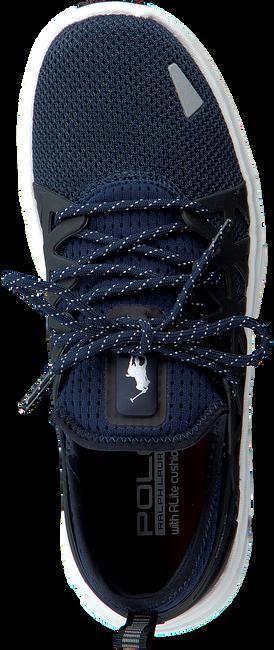 Blauwe POLO RALPH LAUREN Sneakers TRAIN200 DAMES - large