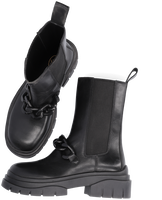 Zwarte ASH Chelsea boots STORMCHAIN  - medium