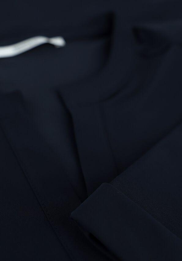 Blauwe PENN & INK Mini jurk JILL  - larger