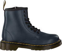 Blauwe DR MARTENS Veterboots DELANEY - medium