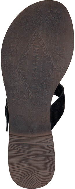 Zwarte LAZAMANI Slippers 75.608  - large