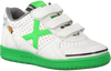 Witte MUNICH Sneakers G3 VELCRO - small