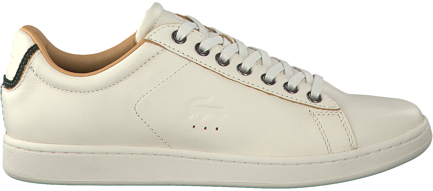 1842d295137 Witte LACOSTE Sneakers CARNABY EVO 3 - large. Next