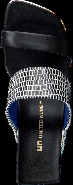 Zwarte UNITED NUDE Sandalen LOOP HI  - large
