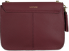Rode BY LOULOU Handtas BEE LOCK BEAU VEAU - small
