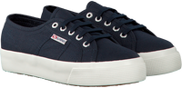 Blauwe SUPERGA Sneakers 2730 COTU - medium