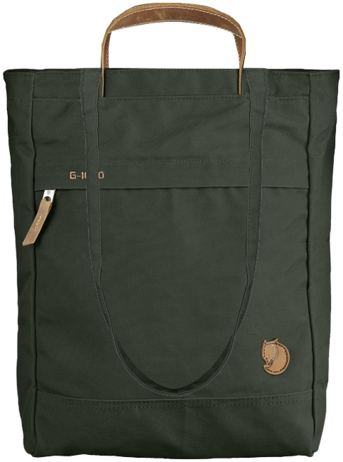 Groene FJALLRAVEN Rugtas TOTEPACK NO.1 SMALL - large