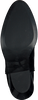 Zwarte LOLA CRUZ Enkellaarsjes BOTIN COWBOY CON DIBUJO  - small
