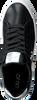 Zwarte LIU JO Lage sneakers SYLVIA 01  - small