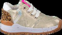 Gouden SHOESME Hoge sneakers ST20S001  - medium