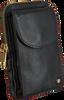 Zwarte DEPECHE Schoudertas 14300 - small