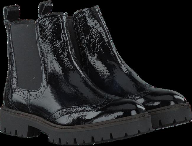 Zwarte OMODA Chelsea boots 2108  - large