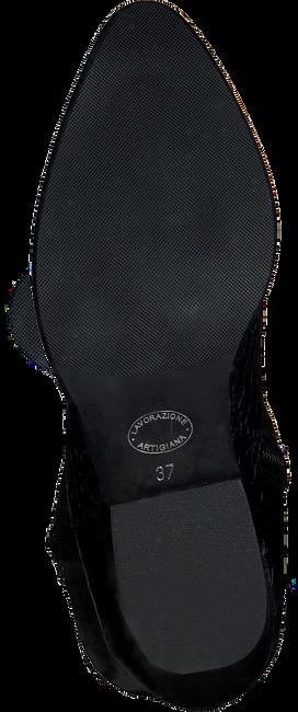 Zwarte OMODA Enkellaarsjes SONIA 2.0  - large