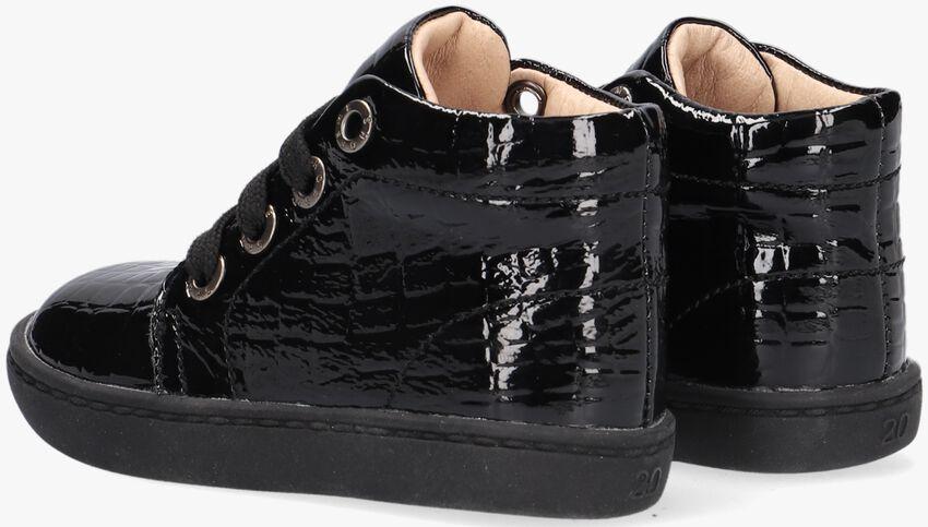 Zwarte SHOESME Hoge sneaker FL21W001  - larger